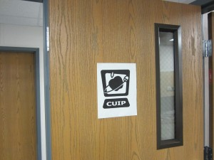 CUIP Office Move is complete